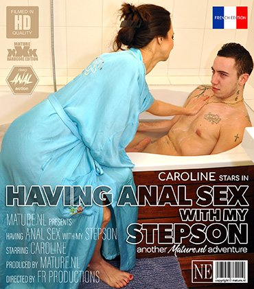 MATURE.NL update   13829 mature caroline wants anal sex in the bathroom with her stepson  [SITERIP VIDEO 2019 hd wmv 1920x1200] Siterip RIP
