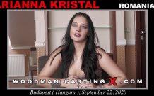 WoodmancastingX.com Arianna Kristal Release: 22:10  WEB-DL Mutimirror h.264 DVX
