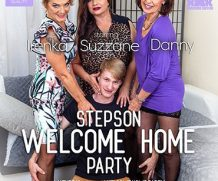 MATURE.NL A stepsons coming home party with three horny cougars  [SITERIP VIDEO 2020 hd wmv 1920×1200]