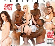 Interracial Gangbang – Collector's Edition DVD Release  [DVD.RIP. H.264 Production Year 2019]