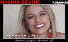 WoodmancastingX.com Shalina Devine Release: 38:37  WEB-DL Mutimirror h.264 DVX
