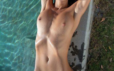 Watch4Beauty Clover – Hi From Bali  High-Res Photoset 5600px