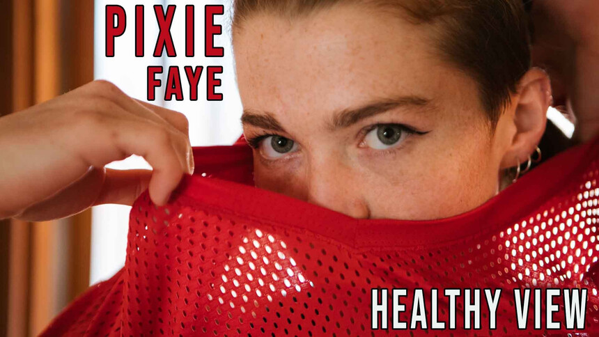 Girls out West Pixie Faye - Healthy View  GAW  Siterip 1080p wmv HD Siterip RIP