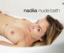 Hegre-Art Nadiia – Nude Bath  High-Res Photoset 5600px