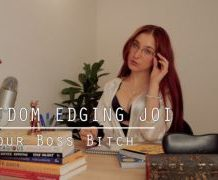 MANYVIDS TrishCollins in SOFTDOM EDGING JOI – Your Boss Bitch  Video Clip WEB-DL 1080 mp4