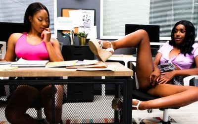 Famedigital Its Okay, Were Just STEP-Sisters! Ashley Aleigh & Lala Ivey  Siterip Video 1080p wmv