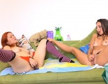 AbbyWinters Video masturbation: Francisca & Simona (Video)  XXX.Siterip Image/Video 1080p x.265