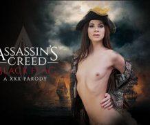 Badoink VR Assassin's Creed: Black Flag A XXX Parody VR Porn Video  WEB-DL VR  2060p Binaural