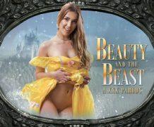 VRCosplayX Beauty and the Beast A XXX Parody VR Porn Video  WEB-DL VR  2060p Binaural