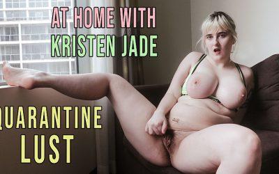 Girls out West Kristen Jade – At Home: Quarantine Lust  GAW  Siterip 1080p wmv HD