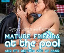 MATURE.NL Two mature friends at the pool get out of control  [SITERIP VIDEO 2020 hd wmv 1920×1200]