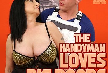 MATURE.NL This handyman loves the big boobs from mature Sabine  [SITERIP VIDEO 2020 hd wmv 1920×1200]