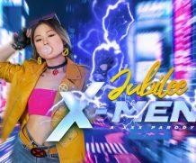 VRCosplayX X-Men: Jubilee A XXX Parody VR Porn Video  WEB-DL VR  2060p Binaural