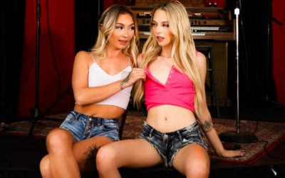 Famedigital Its Okay, Were Just STEP-Sisters! Chloe Temple & Lily Larimar  Siterip Video 1080p wmv