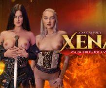 Badoink VR Xena Warrior Princess A XXX Parody VR Porn Video  WEB-DL VR  2060p Binaural