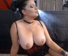 MANYVIDS DirtyLesbians in Smoking Hot Busty Smoker  Video Clip WEB-DL 1080 mp4