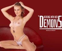 Badoink VR Dealing with Her Demons VR Porn Video  WEB-DL VR  2060p Binaural