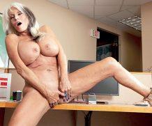 60PLUSMilfs Sally secretary – Sally D'Angelo  Siterip Granny  WEB-DL h.264 Scoreland