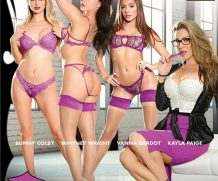Lesbian Sex Therapy DVD Release  [DVD.RIP. H.264 Production Year 2019]