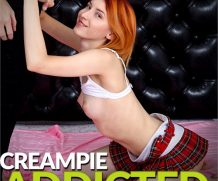 Creampie Addicted DVD Release  [DVD.RIP. H.264 Production Year 2019]