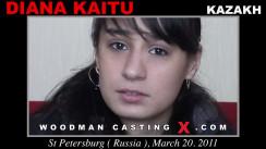 WoodmancastingX.com Diana Kaitu Release: 11:55  WEB-DL Mutimirror h.264 DVX