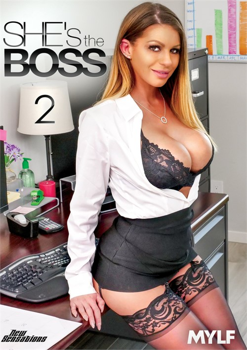 She's the Boss 2 DVD Release  [DVD.RIP. H.264 Production Year 2019] Siterip RIP
