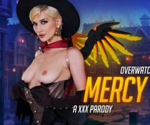 Badoink VR Overwatch: Mercy A XXX Parody VR Porn Video  WEB-DL VR  2060p Binaural