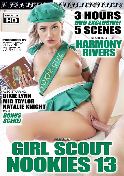 Girl Scout Nookies 13 DVD Release  [DVD.RIP. H.264 Production Year 2019] Siterip RIP