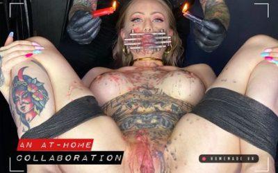 Kink VR KinkVR Warm Wax Whore VR Porn Video  WEB-DL VR  2060p Binaural