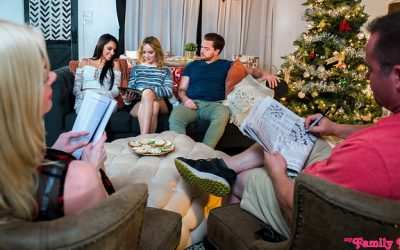 MyFamilyPies MyFamilyPies WeWantCreampiesForChristmas-S17:E1 Hime Marie  Siterip Nubiles-Porn WebDLX HD 1080p