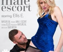 MATURE.NL Naughty mature Ellis loves to spend time with a male escort  [SITERIP VIDEO 2020 hd wmv 1920×1200]