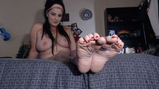 MANYVIDS DirtyLesbians in 20mins  With my Wrinkled Soles  Video Clip WEB-DL 1080 mp4