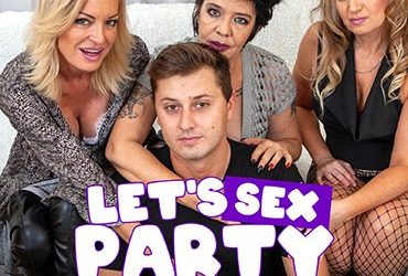 MATURE.NL This toyboy loves to party with three horny mature ladies  [SITERIP VIDEO 2020 hd wmv 1920×1200]