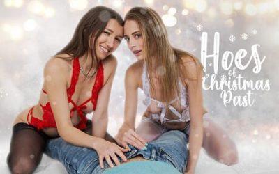 Badoink VR Hoes Of Christmas Past VR Porn Video  WEB-DL VR  2060p Binaural