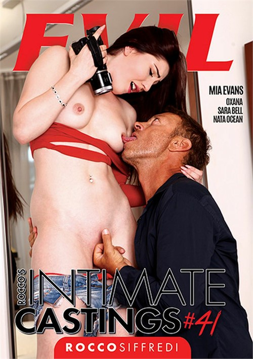 Rocco's Intimate Castings #41 DVD Release  [DVD.RIP. H.264 Production Year 2019] Siterip RIP