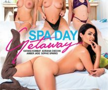 Spa Day Getaway DVD Release  [DVD.RIP. H.264 Production Year 2019]