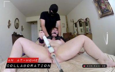Kink VR KinkVR Sweet Home Invasion VR Porn Video  WEB-DL VR  2060p Binaural