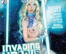 Invading Uranus DVD Release  [DVD.RIP. H.264 Production Year 2019]