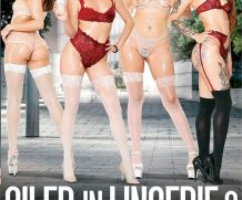 Oiled In Lingerie 2 DVD Release  [DVD.RIP. H.264 Production Year 2019]