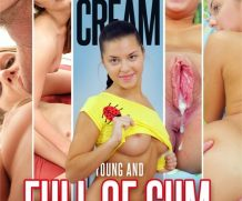 Young and Full of Cum DVD Release  [DVD.RIP. H.264 Production Year 2019]