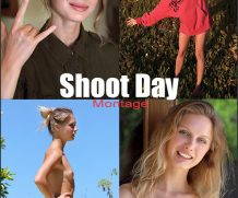 MPLSTUDIOS Clarice Shoot Day: Montage  Picset Siterip