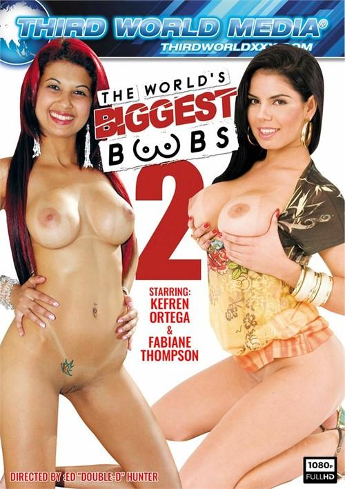 World's Biggest Boobs 2, The DVD Release  [DVD.RIP. H.264 Production Year 2019] Siterip RIP