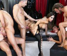 EvilAngel Roccos Game Of Whores Scene 2: Orgy!  HD VIDEO Siterip 1080p HD