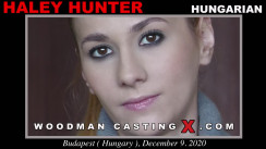 WoodmancastingX.com Haley Hunter Release: 32:21  WEB-DL Mutimirror h.264 DVX Siterip RIP