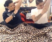 MANYVIDS DirtyLesbians in Itchy Armpits Cleaned Lotioned Double  Video Clip WEB-DL 1080 mp4