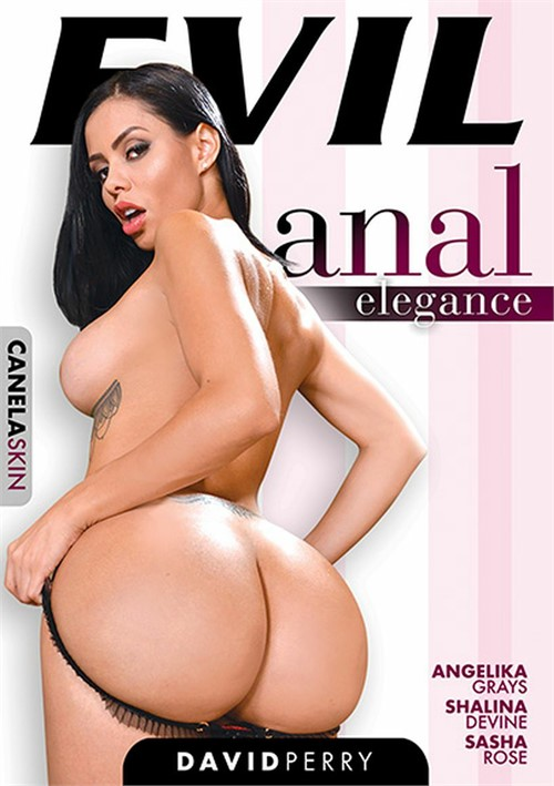 Anal Elegance DVD Release  [DVD.RIP. H.264 Production Year 2019] Siterip RIP