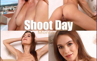 MPLSTUDIOS Serafina Shoot Day: Montage  Picset Siterip