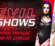 EvilAngel Evil Shows – Ivy Lebelle & Payton Preslee  HD VIDEO Siterip 1080p HD