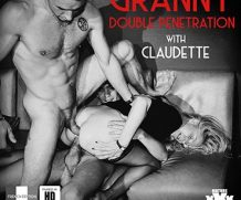 MATURE.NL Two young guys double penetrate a French cock hungry Granny  [SITERIP VIDEO 2020 hd wmv 1920×1200]