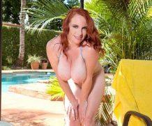 40somethingMag Red Vixen, busty bikini MILF – Red Vixen  WEB-DL wmv  XXX.RIP by Score